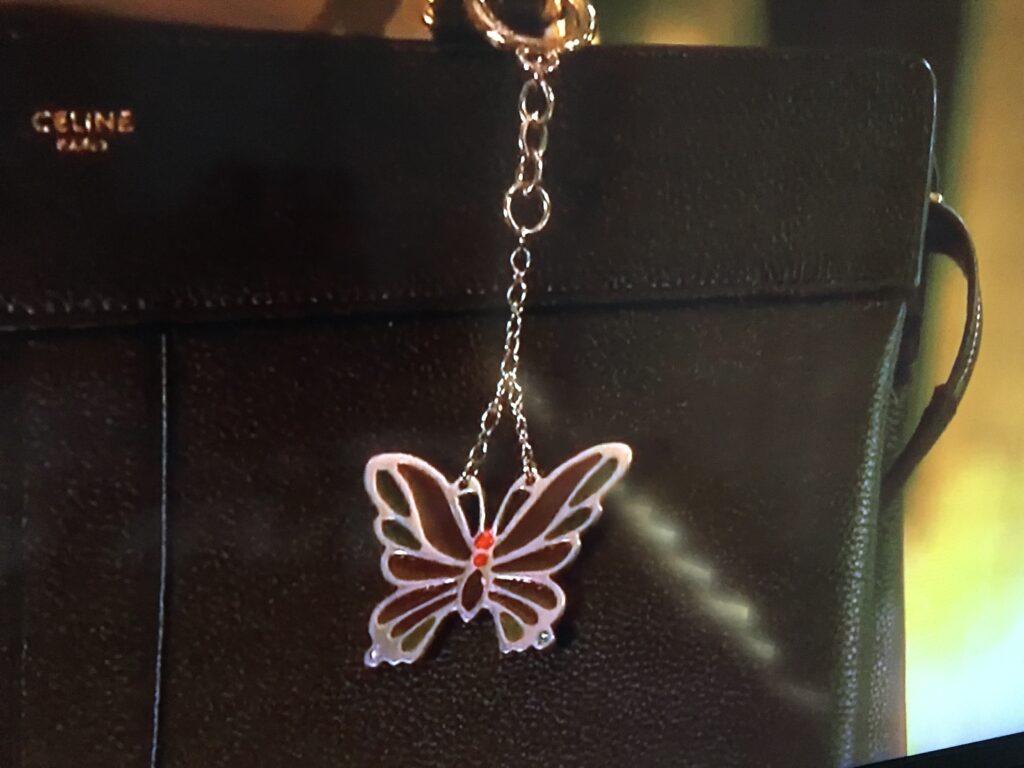 天国と地獄蝶のチャーム